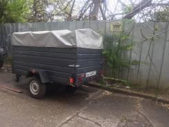 Продам прицеп к легковому автомобилю. Г/п: 750 кг., масса: 750,00кг.