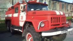 ЗИЛ 131. Зил 131 Пожарный автомобиль, 6 000 куб. см.
