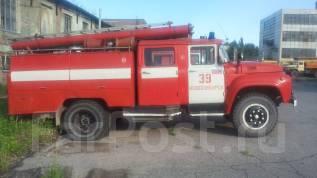 ЗИЛ 130. Зил 130 Пожарный автомобиль, 5 999 куб. см.