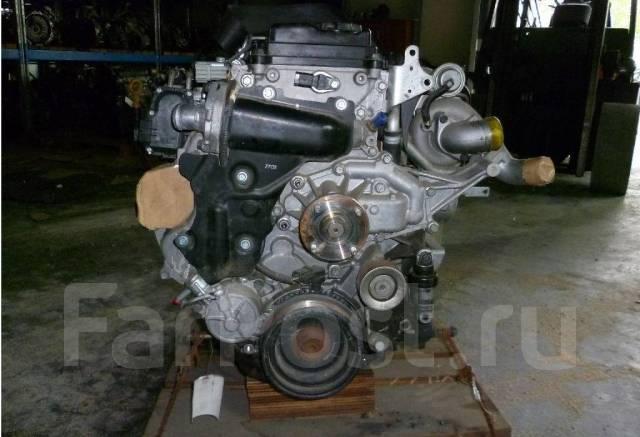 Двигатель 3.0D ZD30DDTI на Nissan
