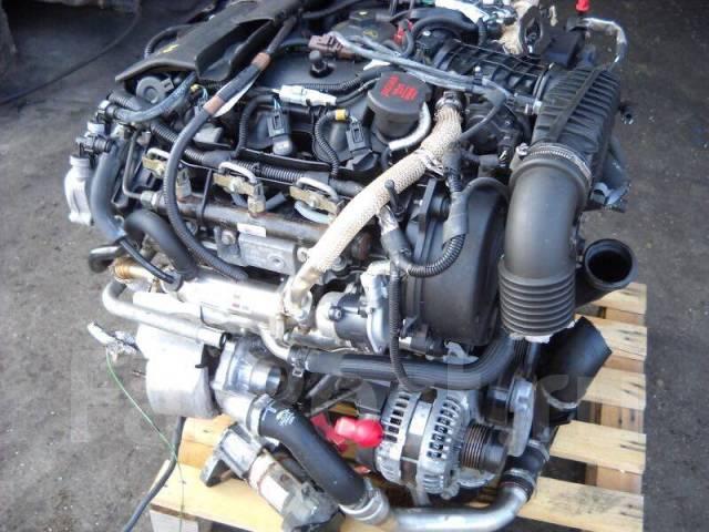 Двигатель 2.7D 276DT на Jaguar / Land Rover / Range Rover