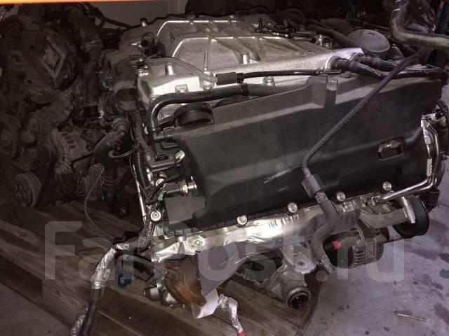 Двигатель 5.0B 508PS на Jaguar