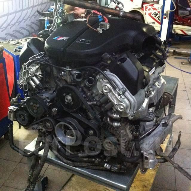 Двигатель 5.0B S85B50 на BMW