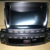 Дисплей. Lexus LX570