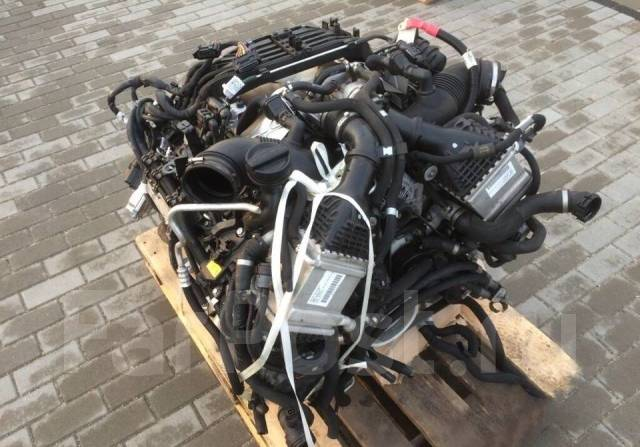 Двигатель 4.4 S63B44 на BMW
