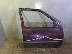Дверь боковая Mazda 121, правая передняя