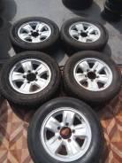 Suzuki. 6.0x16, 5x139.70, ET25