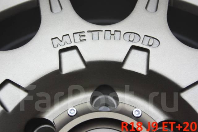 Method. 9.0x18, 6x139.70, ET20, ЦО 110,1мм.