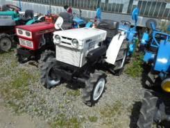 Satoh ST1340. Трактор 13л. с., 4wd, фреза, 13 л.с.