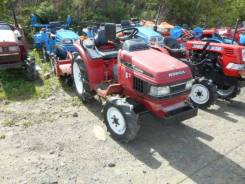 Honda. Трактор 18л. с., 4wd, фреза