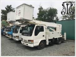 Isuzu Elf. Автовышку 16метров Tadano AT-145 продаю. В наличии, 4 330 куб. см., 16 м.