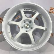 Advan Racing RG-D. 9.0x18, 5x114.30, ET35, ЦО 67,1мм.