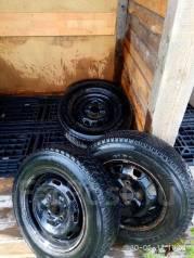 Продам комплект колес 165*R14LT. x14 4x114.30