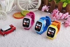 Детские часы c gps q80