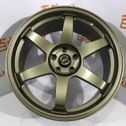 RAYS VOLK RACING TE37. 8.0x18, 5x105.00, ET33, ЦО 56,6мм.
