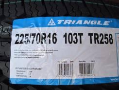 Triangle Group TR258. Летние, 2017 год, без износа, 4 шт