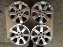 Honda. 6.5x17, 5x114.30, ET55, ЦО 63,0мм.