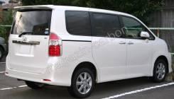 Спойлер. Toyota Voxy Toyota Noah