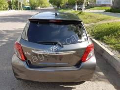 Спойлер. Toyota Vitz Toyota Yaris