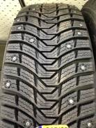 Michelin X-Ice North 3. Зимние, шипованные, 2016 год, без износа, 4 шт