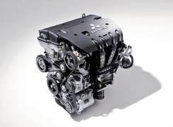 Двигатель в сборе. Mitsubishi: Lancer Cedia, Lancer Evolution, Sigma, Pajero Evolution, Challenger, Grandis, Chariot, Emeraude, Pajero Sport, Pajero...
