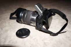 Sony Alpha NEX-5. 10 - 14.9 Мп, зум: 14х и более