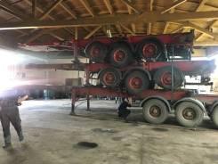 Krone SDC27. Продам полуприцеп контейнеровоз, 39 000 кг.