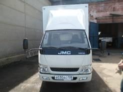 JMC. Продается грузовой фургон Евро-3, 2 771 куб. см., 4 835 кг.