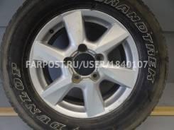Lexus. 8.0x18, 5x150.00, ET60, ЦО 110,0мм.