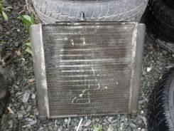 Радиатор охлаждения двигателя. Лада 1111 Ока