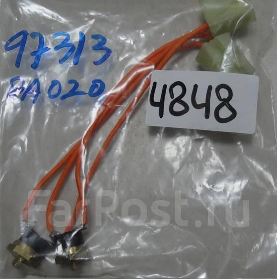 Датчик температуры котла подогрева / ПЖД / 973138A020 / C9902 / оранж-оранж /