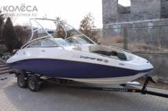 Продам катер Sea-Doo Challenger 230. Год: 2007 год, длина 6,00м., двигатель стационарный, 430,00л.с., бензин