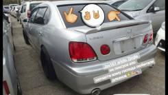 Спойлер на заднее стекло. Toyota Aristo, JZS161