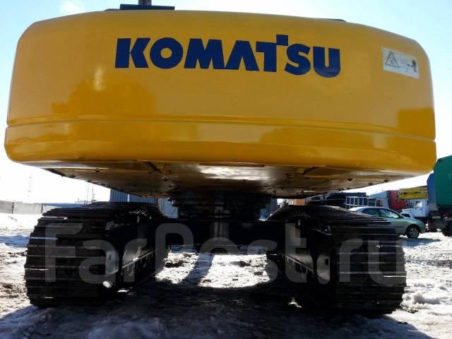 Komatsu PC300. Экскаватор Komatsu PC220-7