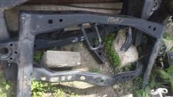 Крепление запасного колеса. Toyota Land Cruiser Prado, GRJ120, GRJ120W