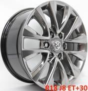 Toyota. 8.0x18, 6x139.70, ET30, ЦО 106,1мм.