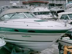 Searay. Год: 1992 год, длина 9,50м., двигатель стационарный, 400,00л.с., дизель