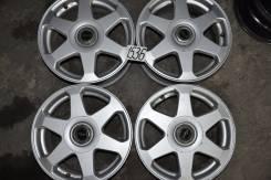 Bridgestone Toprun. 6.5x15, 5x100.00, 5x114.30, ET48