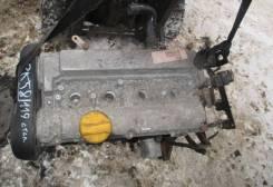 Двигатель в сборе. Opel Astra Opel Meriva Двигатель Z18XE