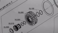 Барабан акпп 8HP45, 8HP45X Сцепление C. BMW: X1, 1-Series, 6-Series, 5-Series, 4-Series, 3-Series, X6, Z4, 2-Series, X4, 7-Series, X3, X5 Rolls-Royce...