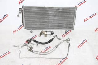 Радиатор кондиционера. Nissan Stagea, WGNC34 Двигатель RB25DET