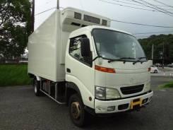 Toyota Dyna. рефрижератор мостовой, простое ТНВД, 4 600 куб. см., 2 000 кг. Под заказ