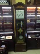 Часы напольные с боем! Старый Китай!. Оригинал