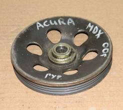 Шкив насоса гидроусилителя. Acura MDX Honda: Avancier, MR-V, Accord, Odyssey, Lagreat, Inspire, Saber Двигатели: J35A4, J30A1, J30A2, J35A2