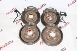 Тормозная система. Nissan Stagea, WGNC34 Двигатель RB25DET