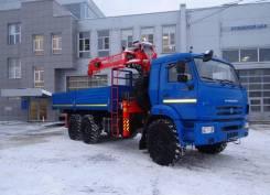 Kanglim KS1256G-II. Камаз 43118 с КМУ , 7 000 кг., 18 м.