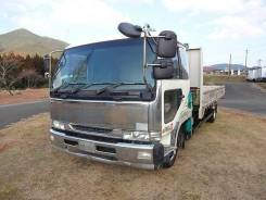 Nissan Diesel Condor. Nissan diesel condor борт-кран 5ти тонный, длинный борт, 9 200 куб. см., 5 000 кг. Под заказ