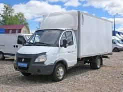 ГАЗ 330202. ГАЗ-330202 - изотермический фургон, 2015 г. в., 2 900 куб. см., 1 500 кг.