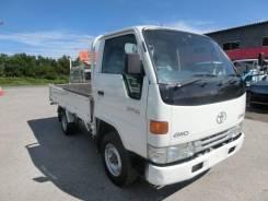 Toyota Dyna. 4WD бортовой, двигатель 5L, 3 000куб. см., 1 500кг. Под заказ