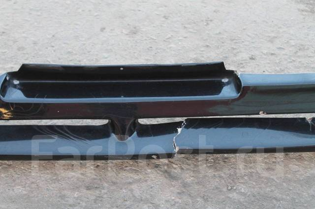 Накладка на бампер. Nissan Stagea, WGC34, WGNC34, WHC34